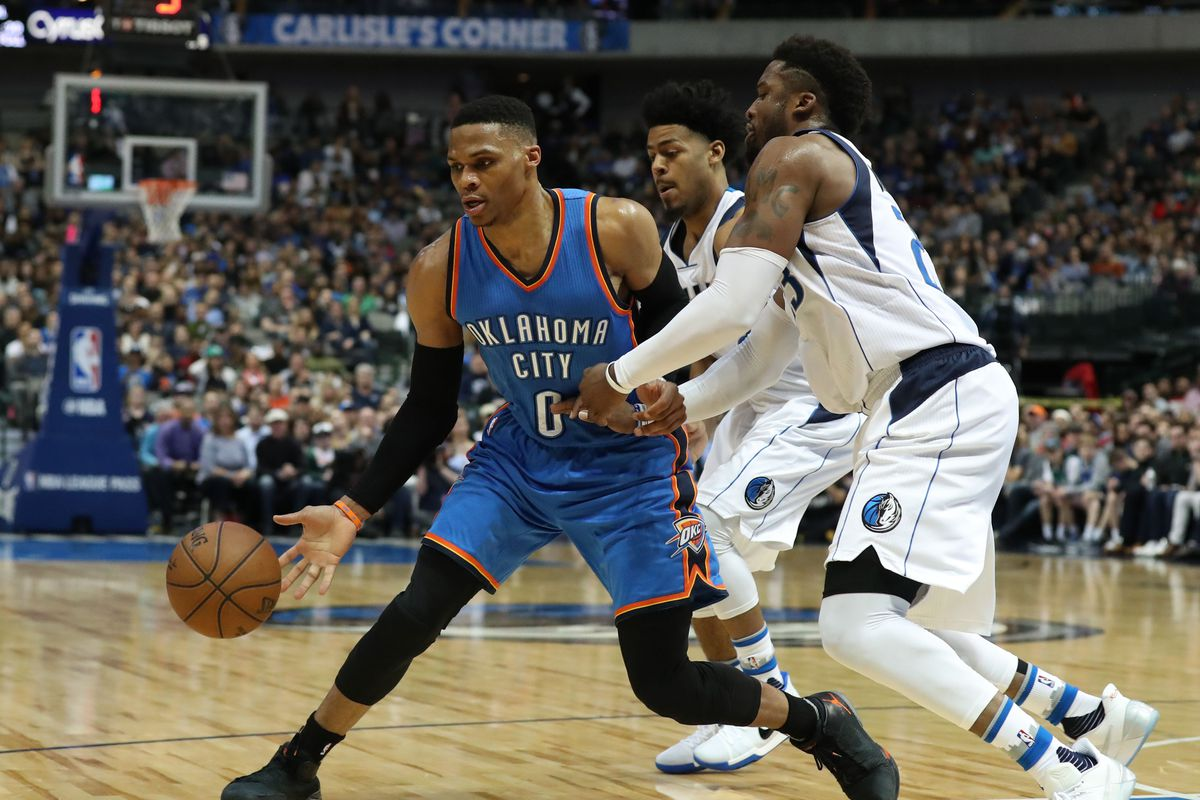 Russell Westbrook drops 57 points recording 38th triple-double of the season