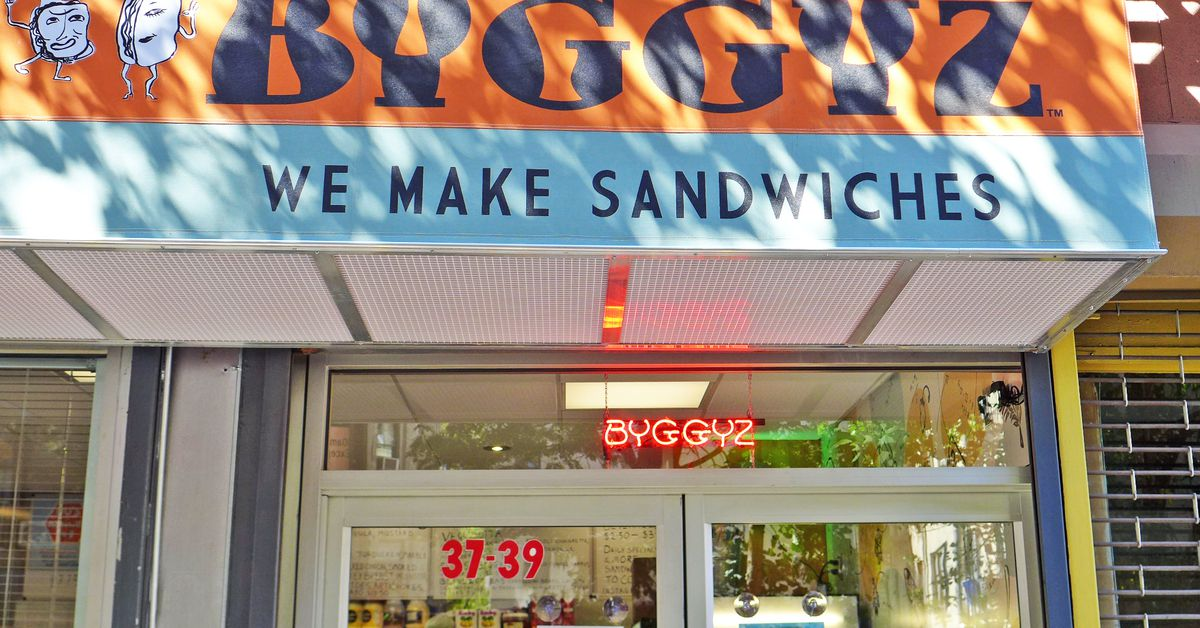 What to Order at Byggyz, NYC's Quirky New Sandwich Shop