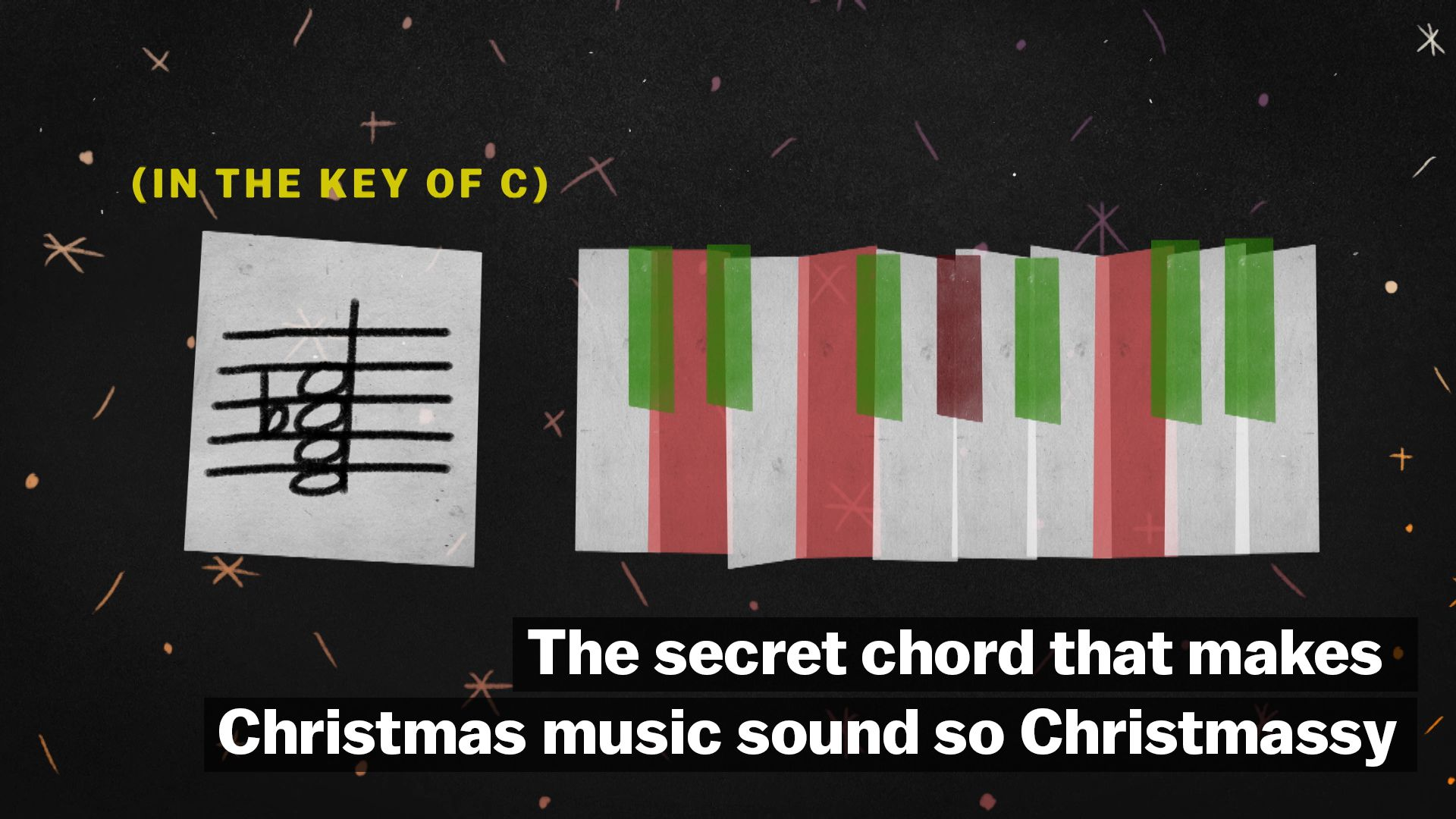 The Secret Chord That Makes Christmas Music Sound So Christmassy Vox