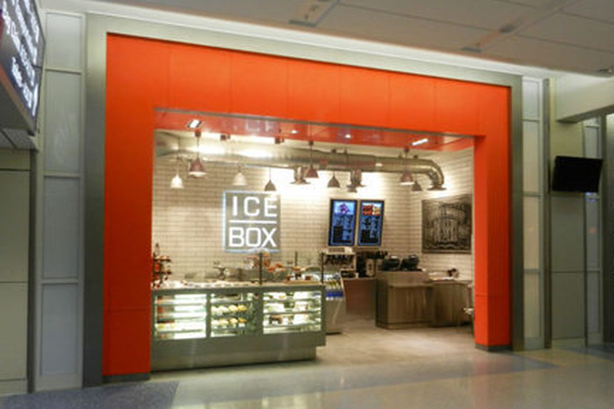 Miami Export Icebox Cafe Open At Dfw Airport Eater Dallas
