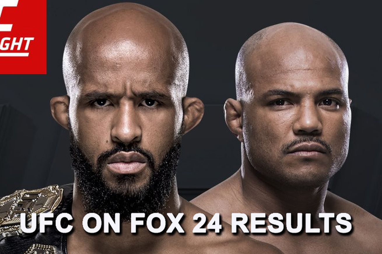 community news, UFC on FOX 24 results: Demetrious Johnson vs Wilson Reis live stream play by play updates