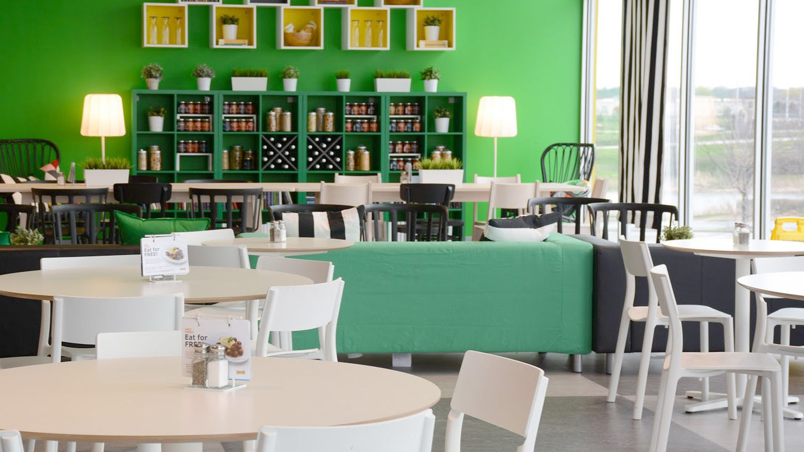 Ikea round rock 39 s restaurant reopens this weekend with way for Ikea portland directions