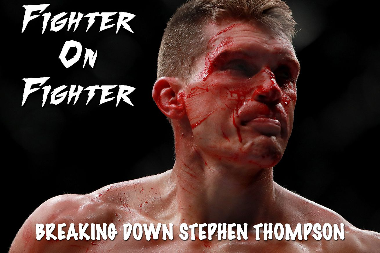 community news, Fighter on Fighter: Breaking down UFC 209's Stephen Thompson