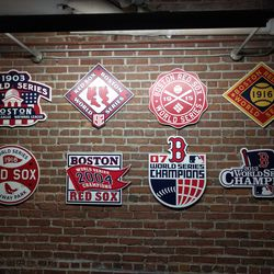 I love World Series logos!