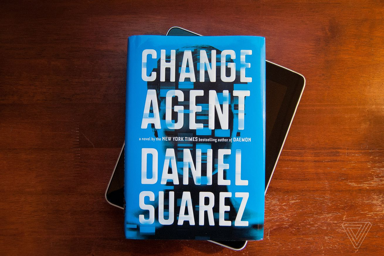 Change Agent is a terrible book that will make a great movie