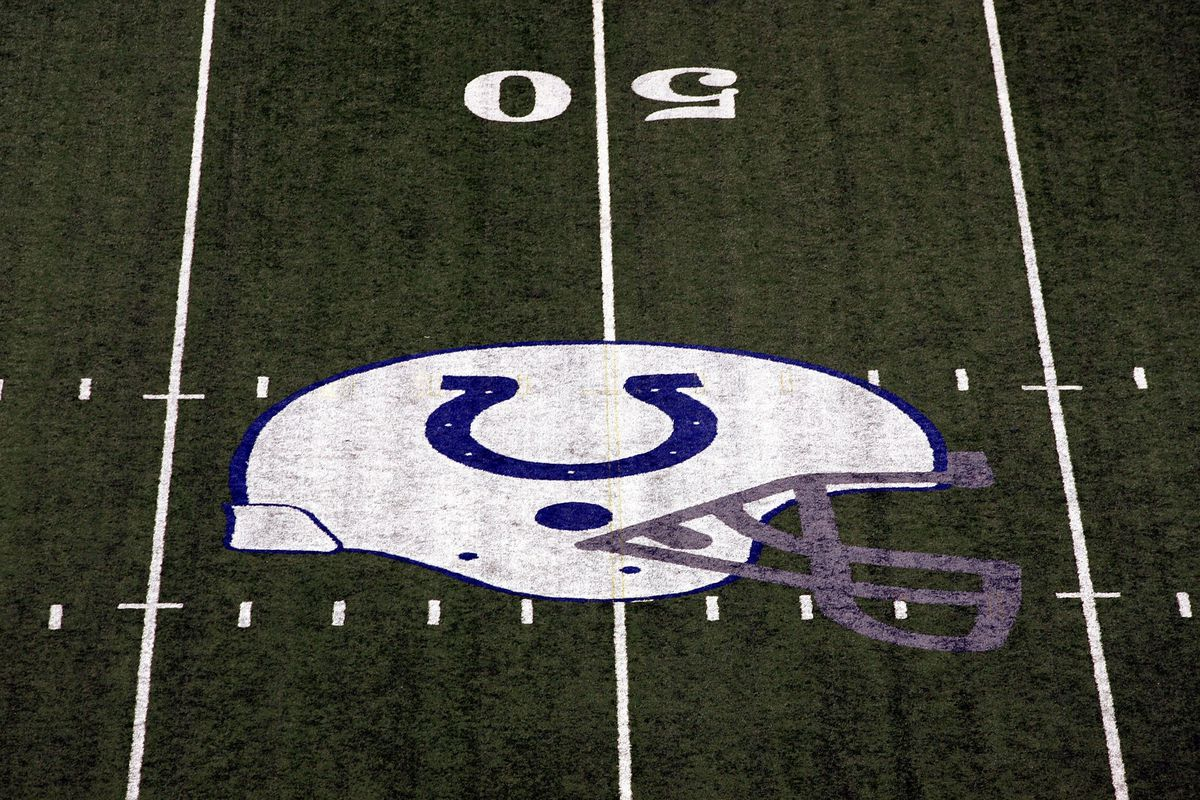 report george paton s interview colts went extremely well photo by ronald martinez getty images