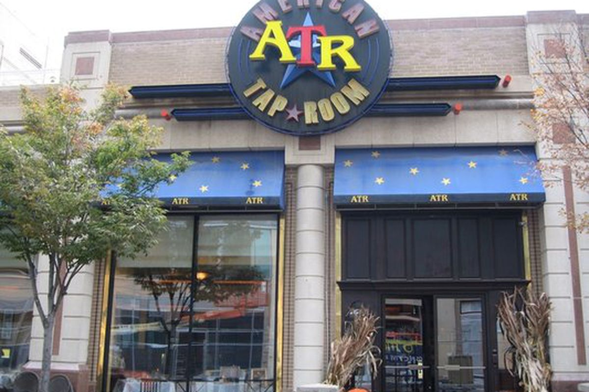 Next Up for National Airport: American Tap Room - Eater DC