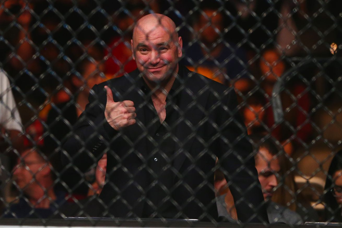 RFA 37 delivers tenfold as UFC president Dana White in attendence filming newest Lookin for a Fight episode