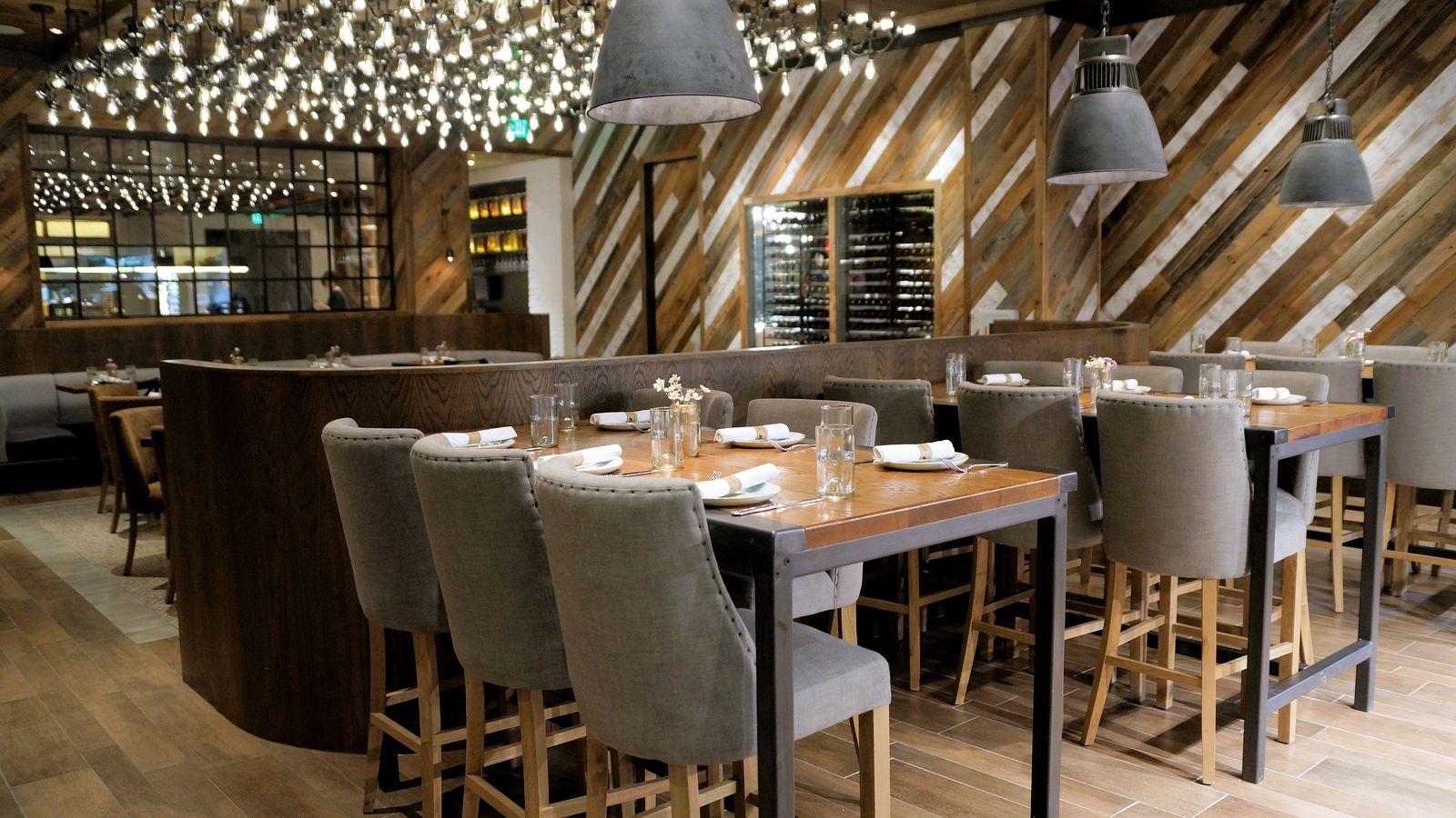 Yardbird Restaurant Denver Menu
