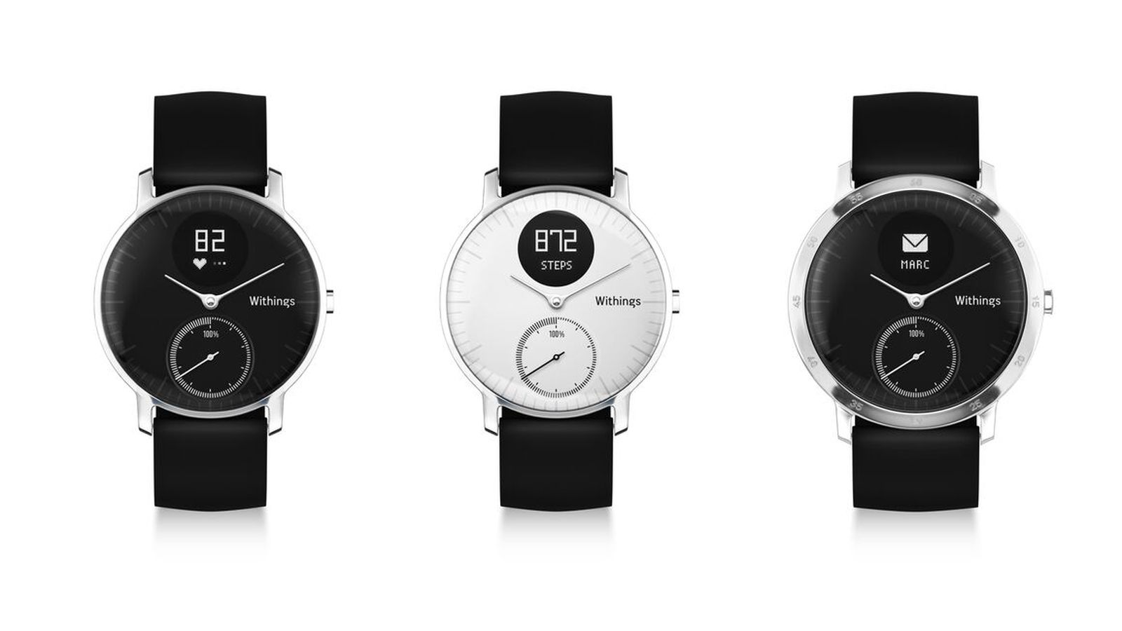 Withings announces Steel HR: equal parts fitness, style ...