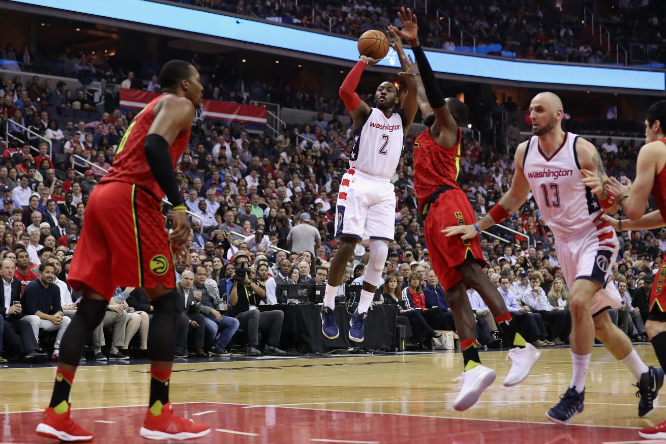2016-2017 season ends as Hawks succumb to Wizards in 115-99 Game 6 defeat