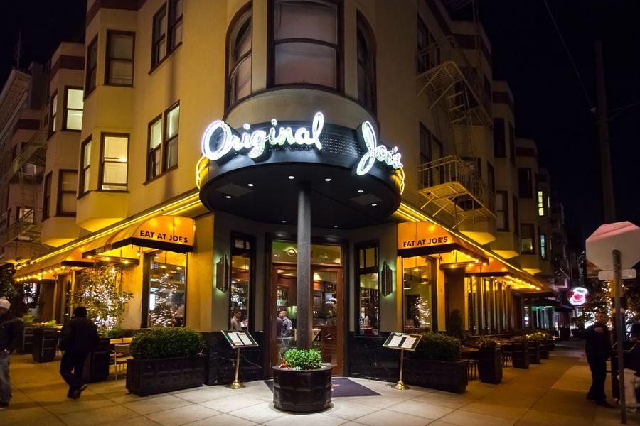 Original Joe's, Thursday, 6 p.m. - Eater SF
