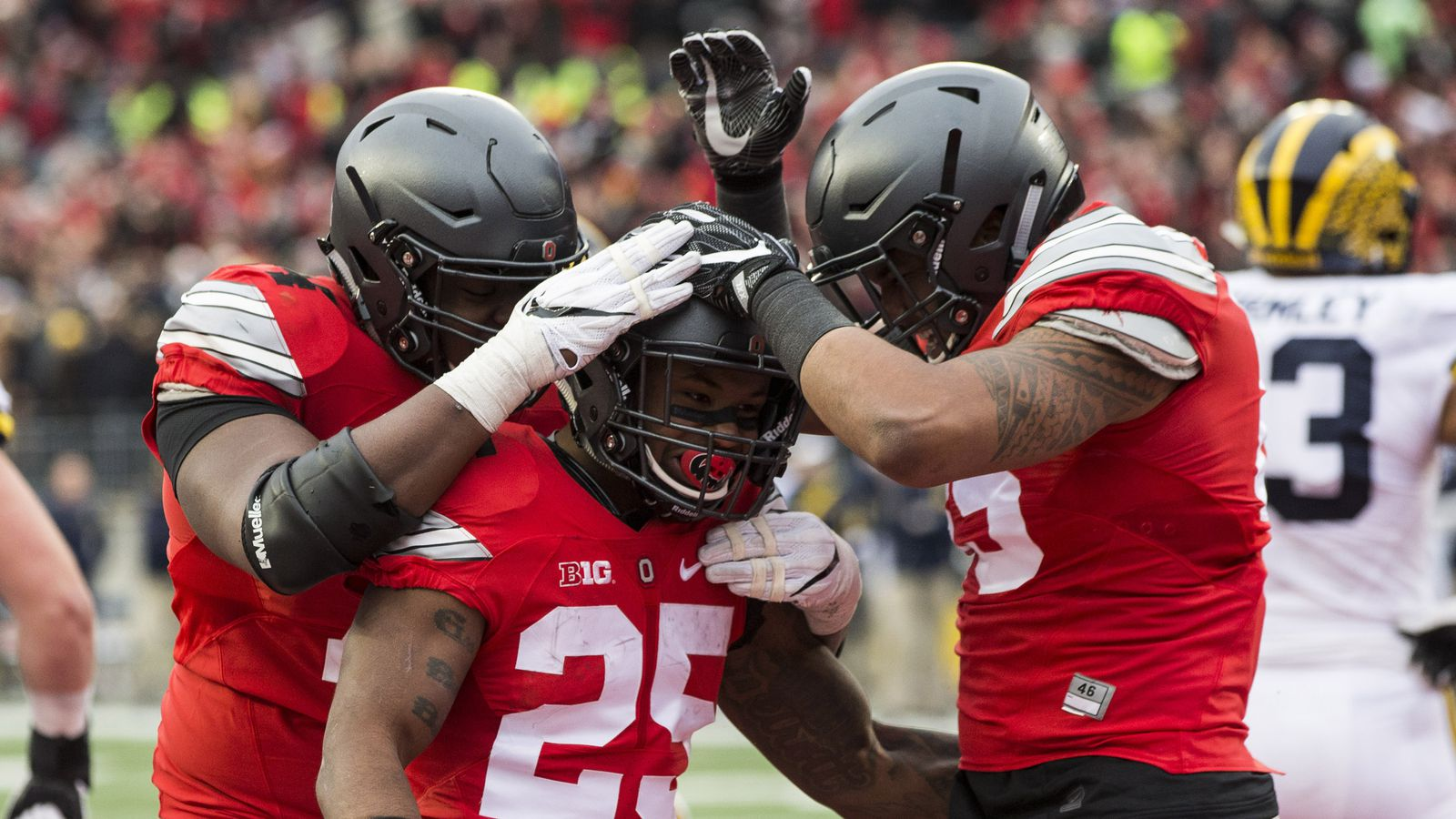 Michigan Vs Ohio State Final Score And Highlights Osu