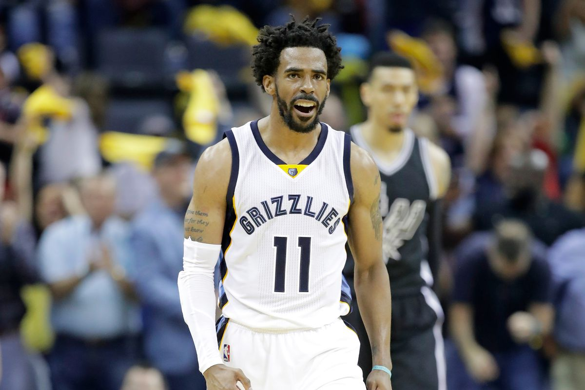 Conley was a stud, too, in the Game 4 overtime classic. Best game of the playoffs so far.