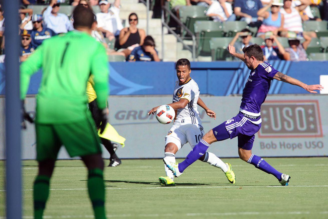 LA Galaxy crush Orlando City on Landon Donovan's return