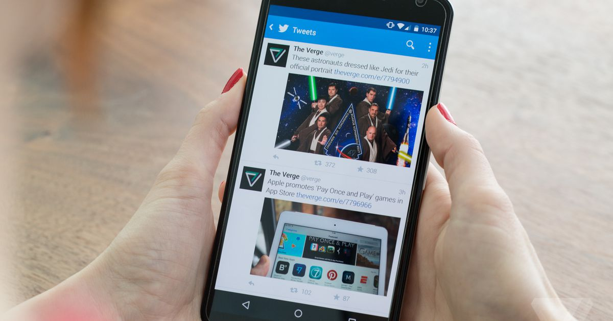 Twitter's Popular Articles feature shows you the most shared stories in your network