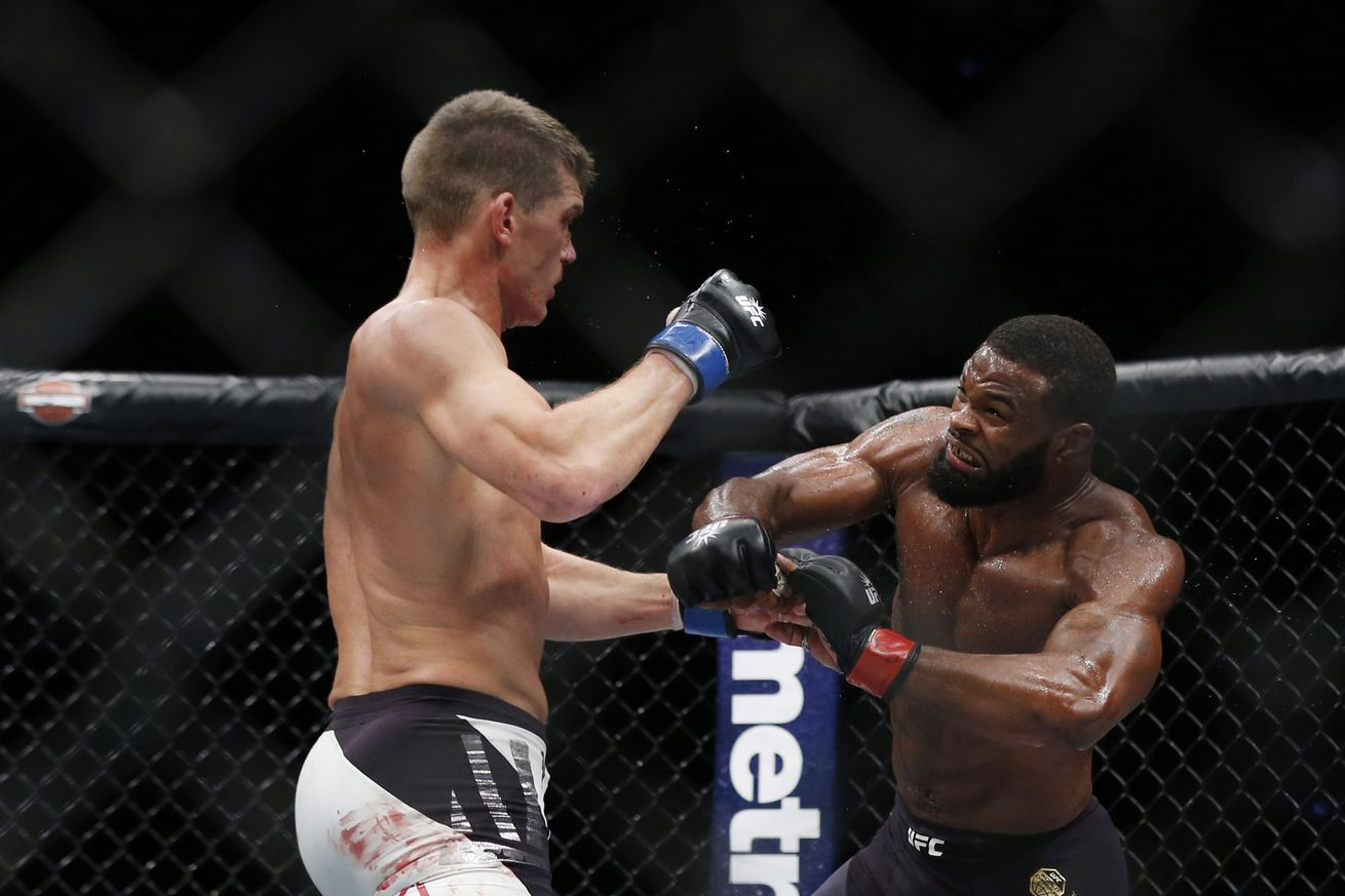 UFC 209 results from last night: Tyron Woodley vs Stephen Thompson fight recap