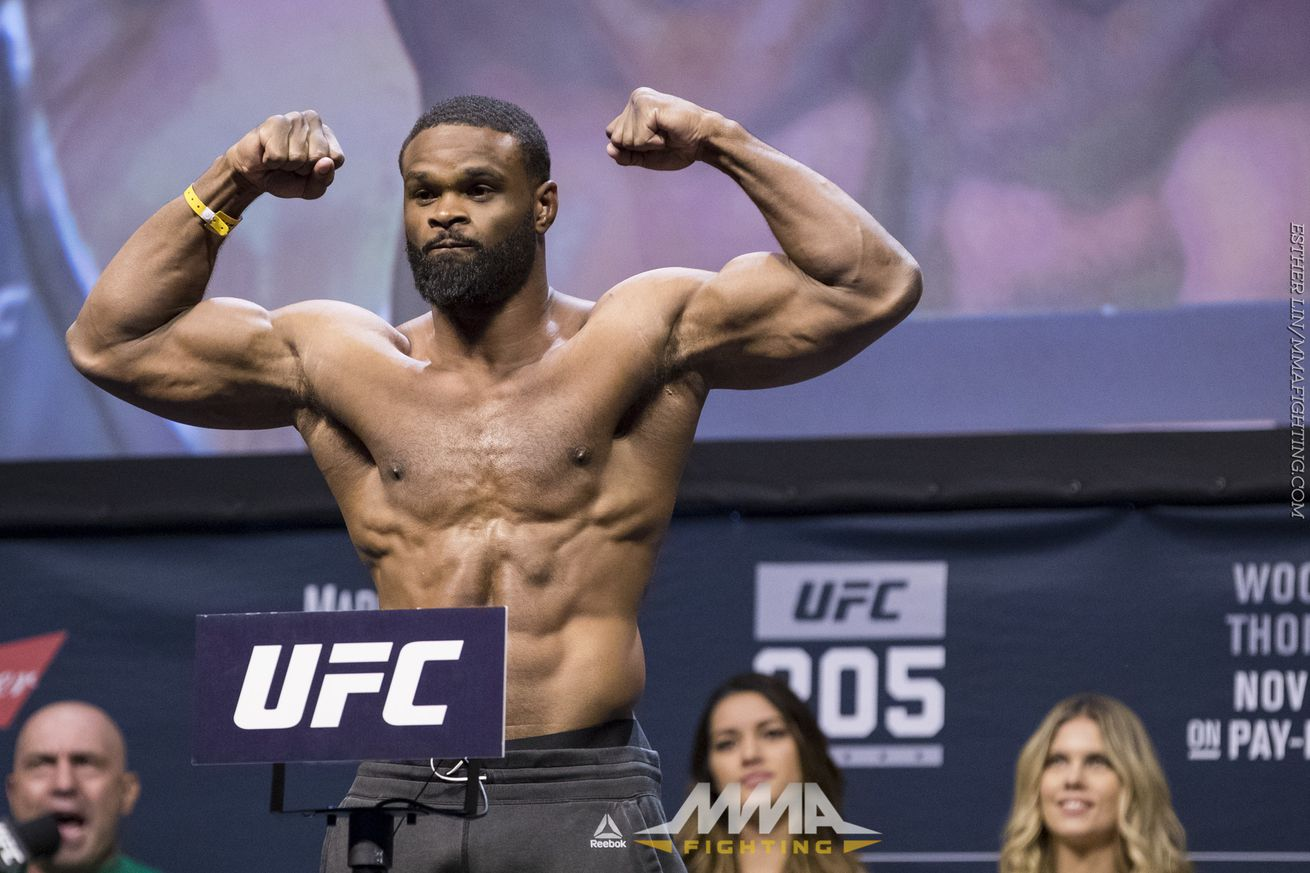 community news, Tyron Woodley on Dana White comments: 'He's the biggest drama queen'