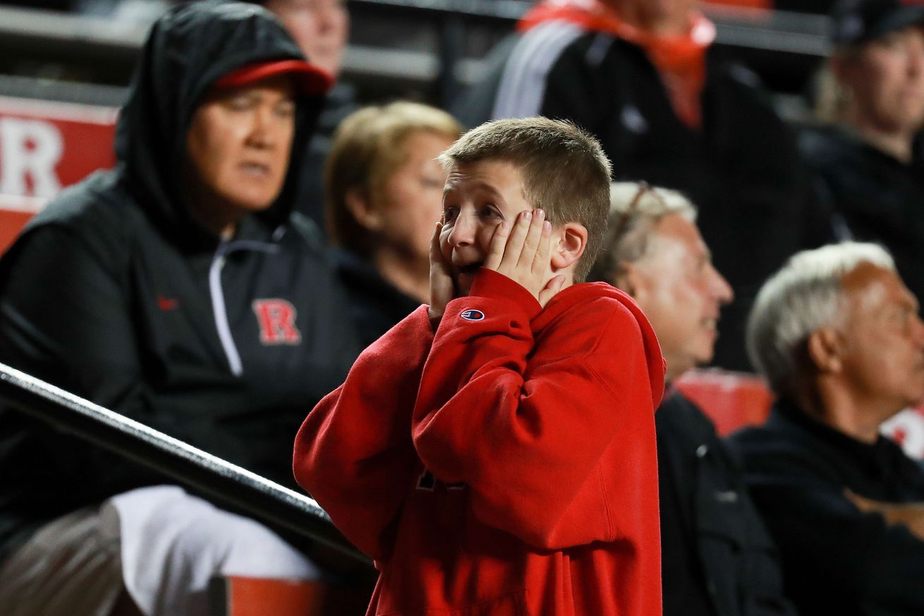 HELP! I feel like I'm not getting into Rutgers.. And I'm pretty sad about it.?