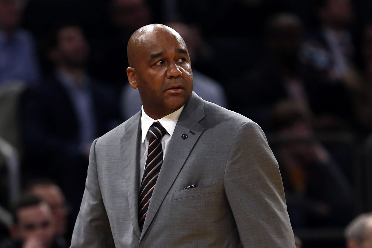 Thompson fired as Hoyas' coach