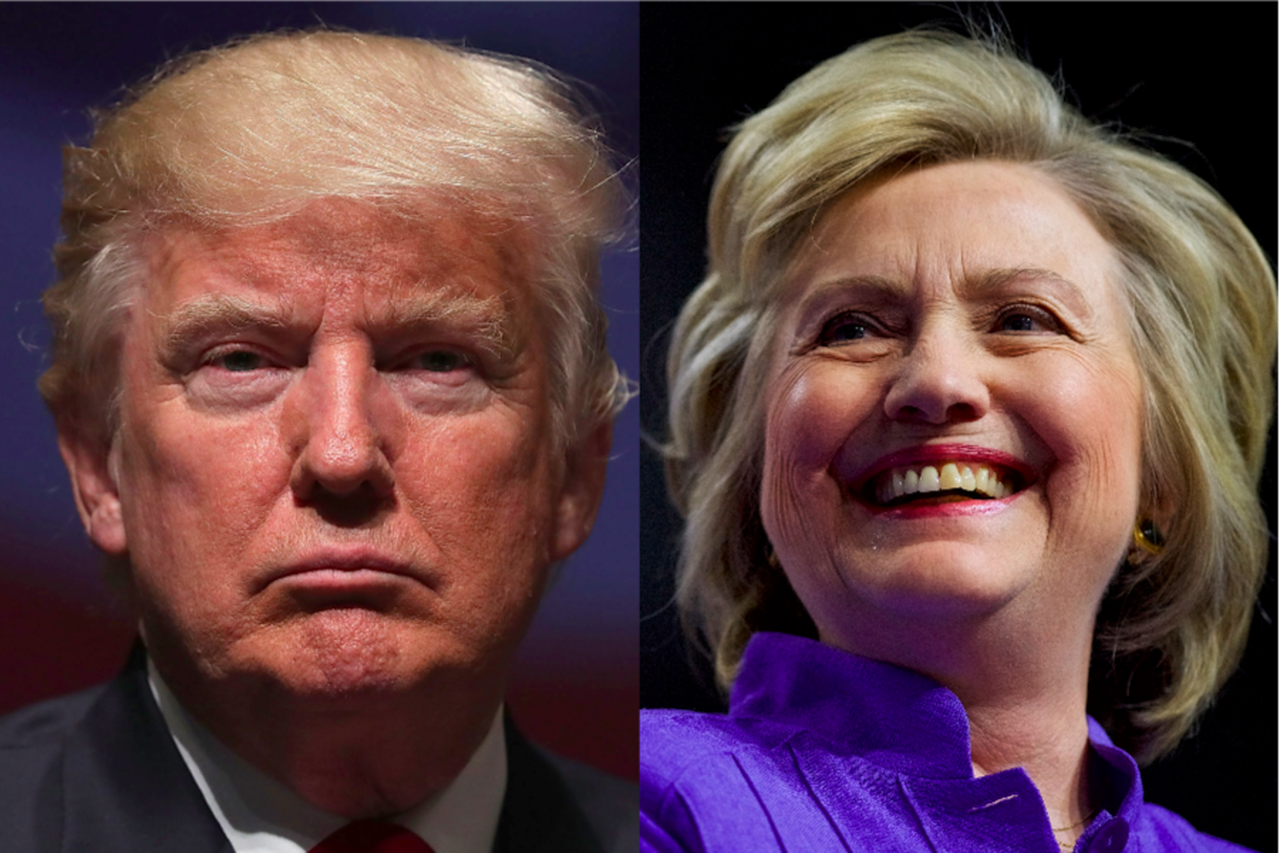 Security forum brings Trump and Clinton weaknesses to the fore