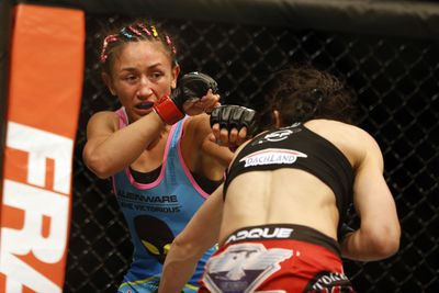 Tweets of the Day: Former UFC champ Carla Esparza to have shoulder surgery, out 6-8 months