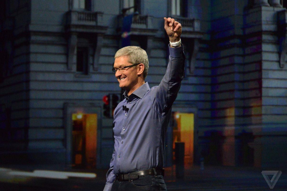 apple ceo tim cook talks privacy and dodges car questions in npr a few weeks after he was a guest on stephen colbert s late show apple ceo tim cook has made another media appearance this time on public radio in the
