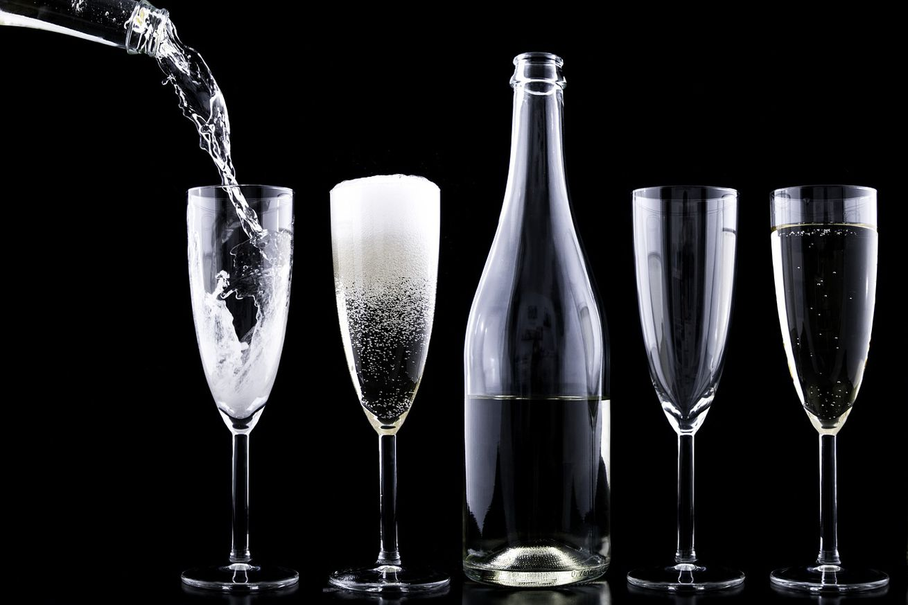 5 things you should know about the champagne you'll drink tonight
