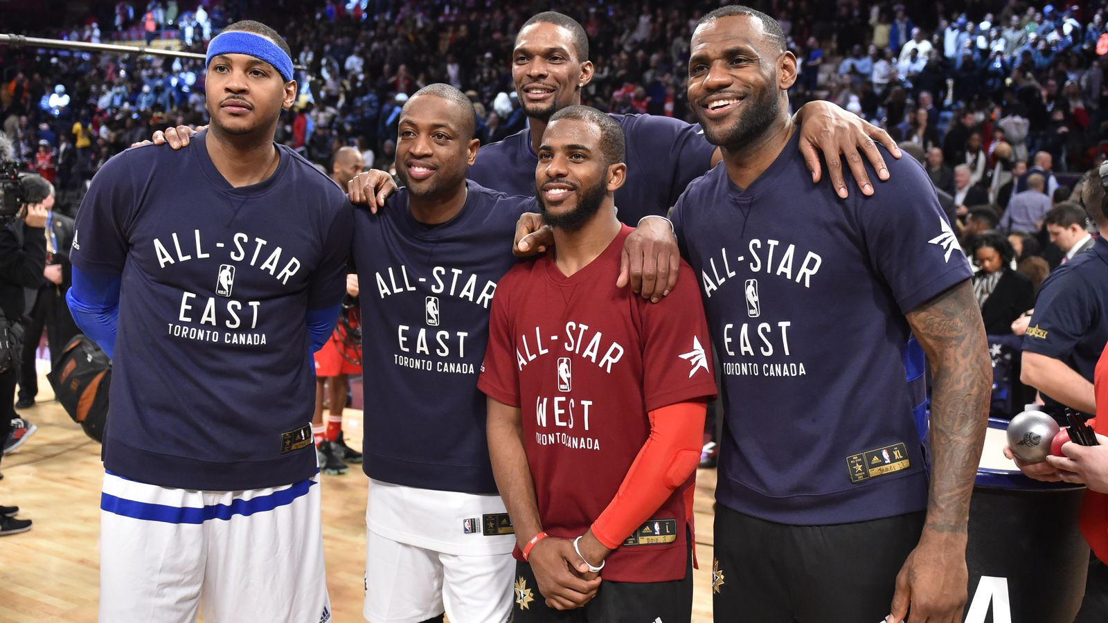 Lebron James Won T Have His Banana Boat Crew In The Nba