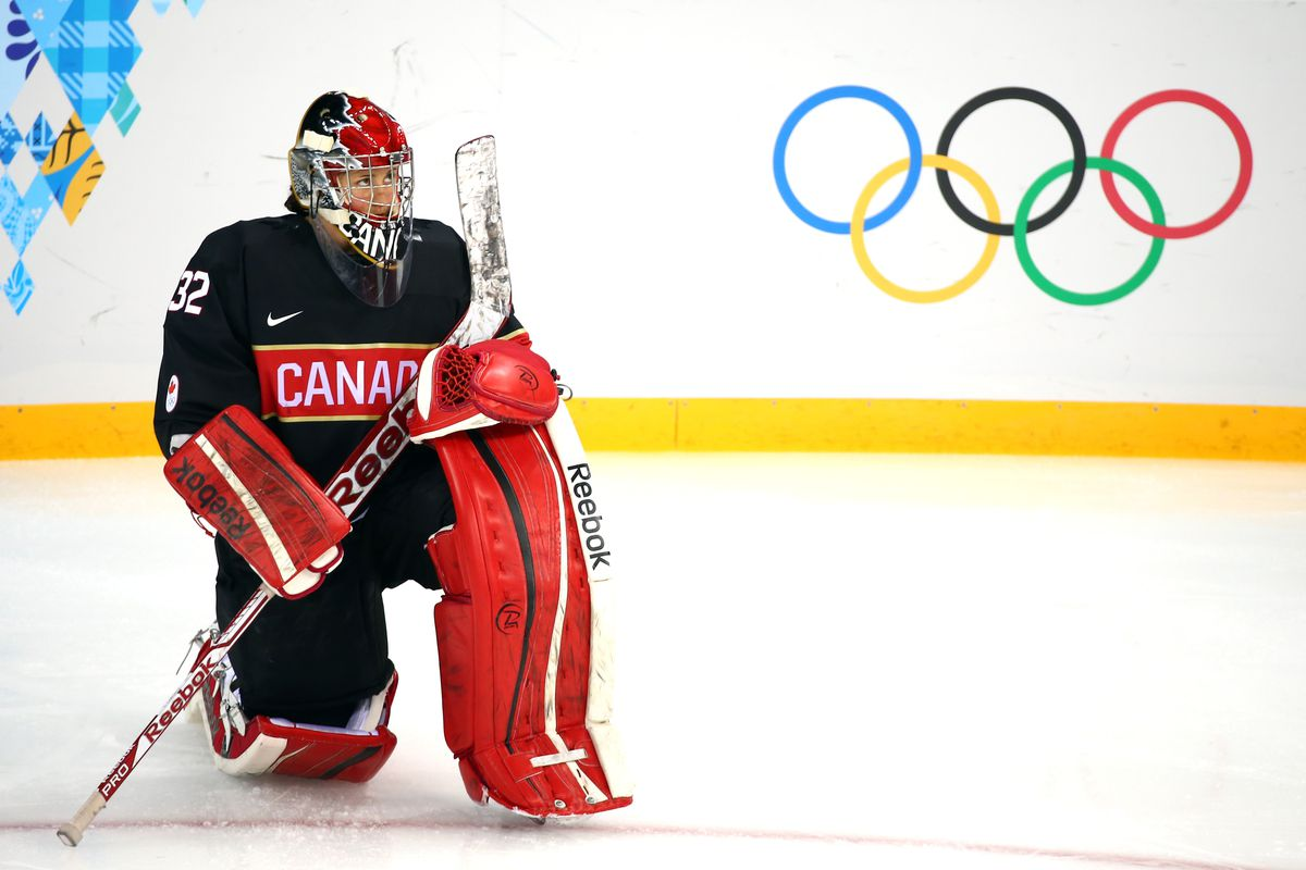 Winter Olympics 2014 Women's Hockey: Canada vs Switzerland ...