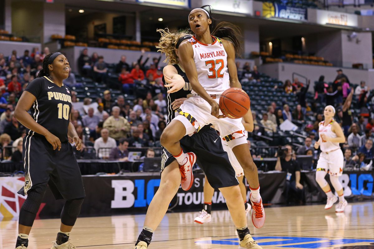 Maryland women's basketball got put in a tough position in ...