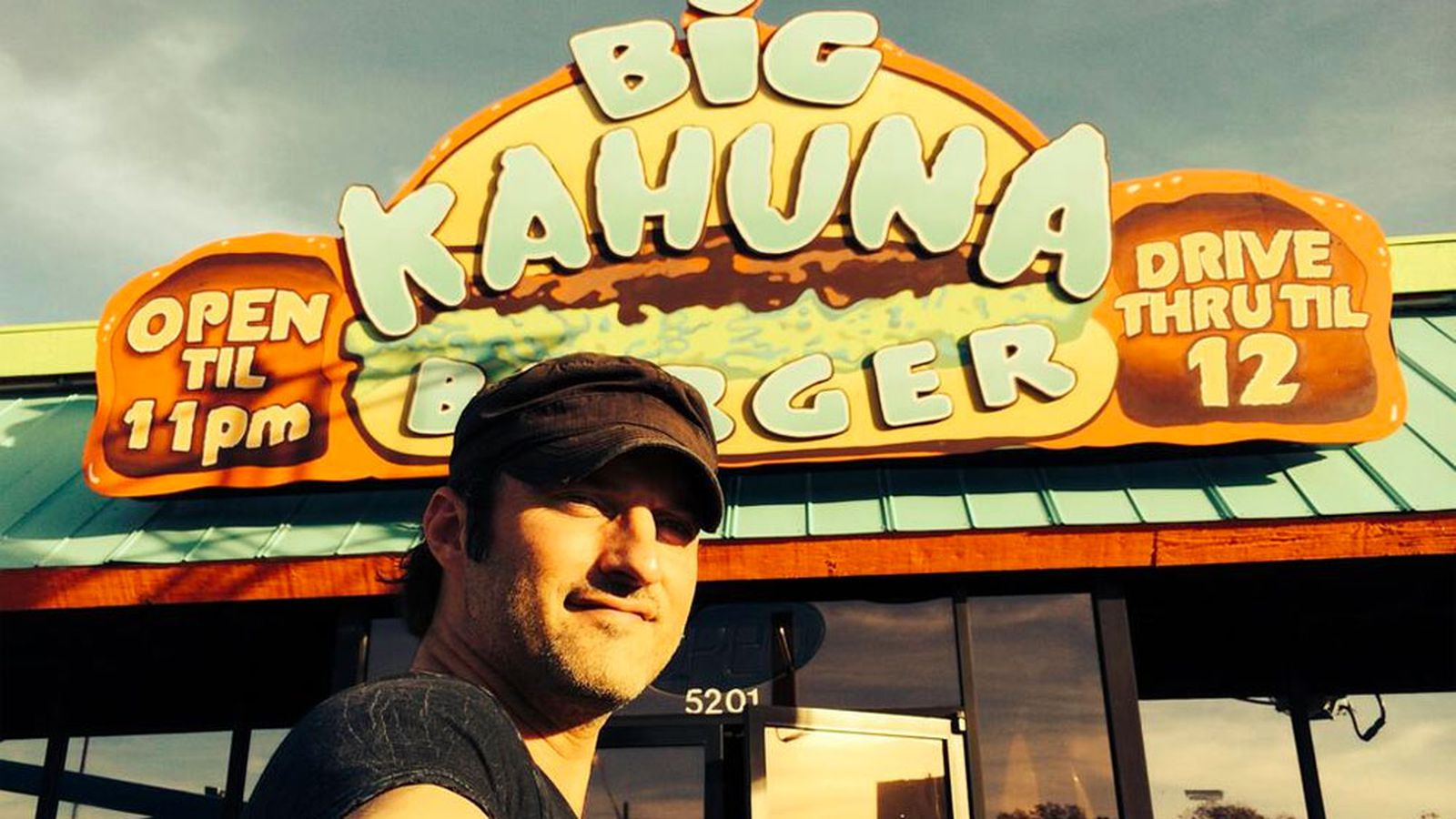 Behold the Fake Big Kahuna Burger in Austin - Eater
