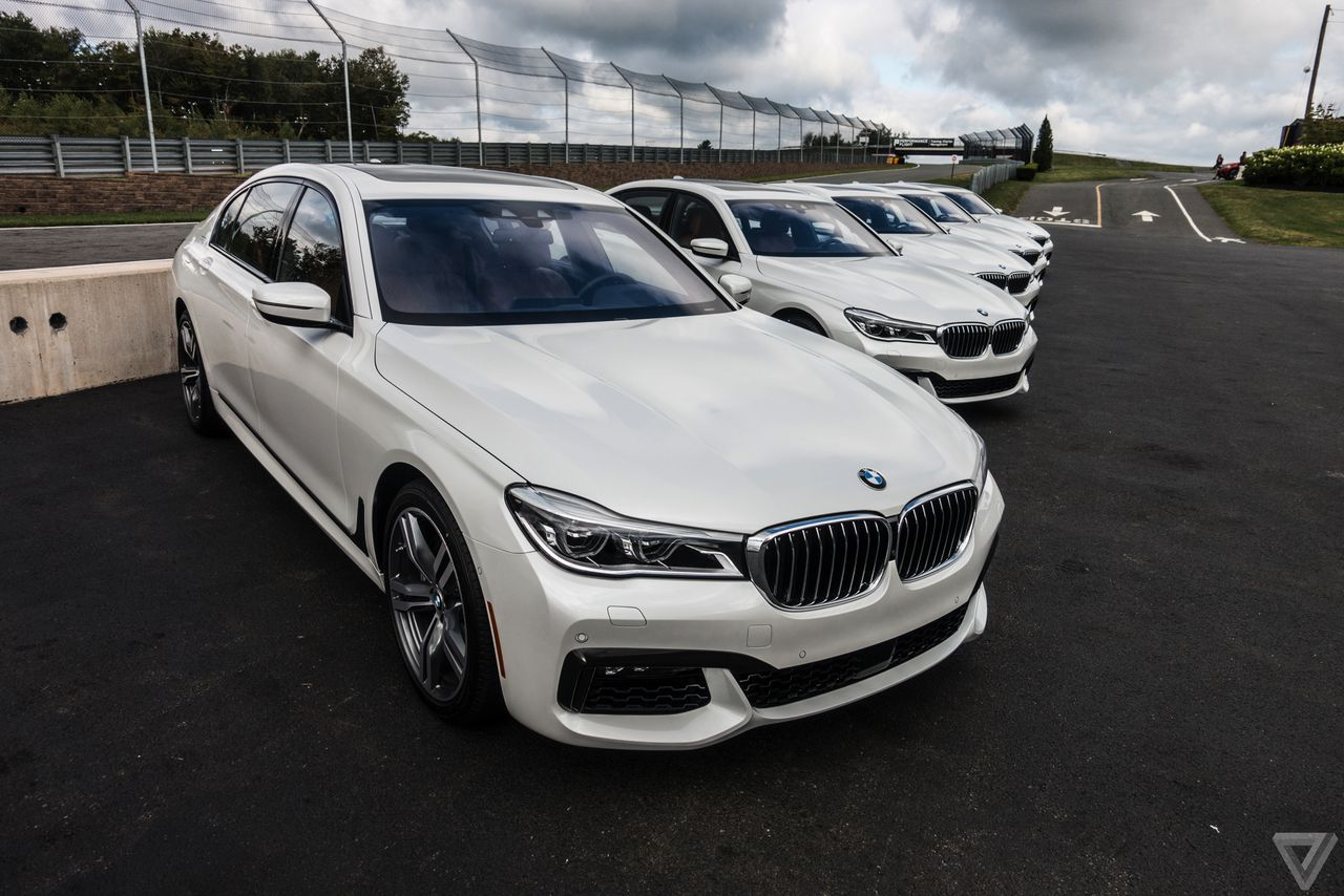 Innovative Driving BMWs 2016 7 Series The 81300 Contradiction  The Verge