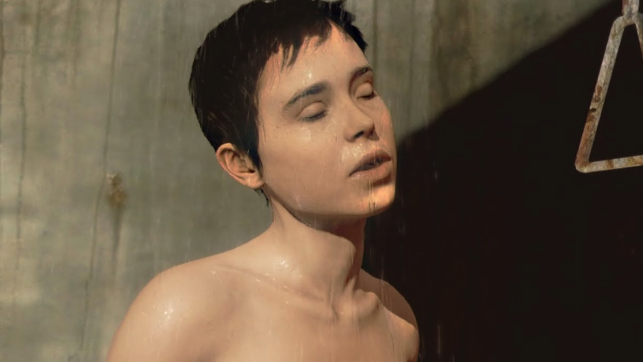 beyond two souls shower scene - photo #1