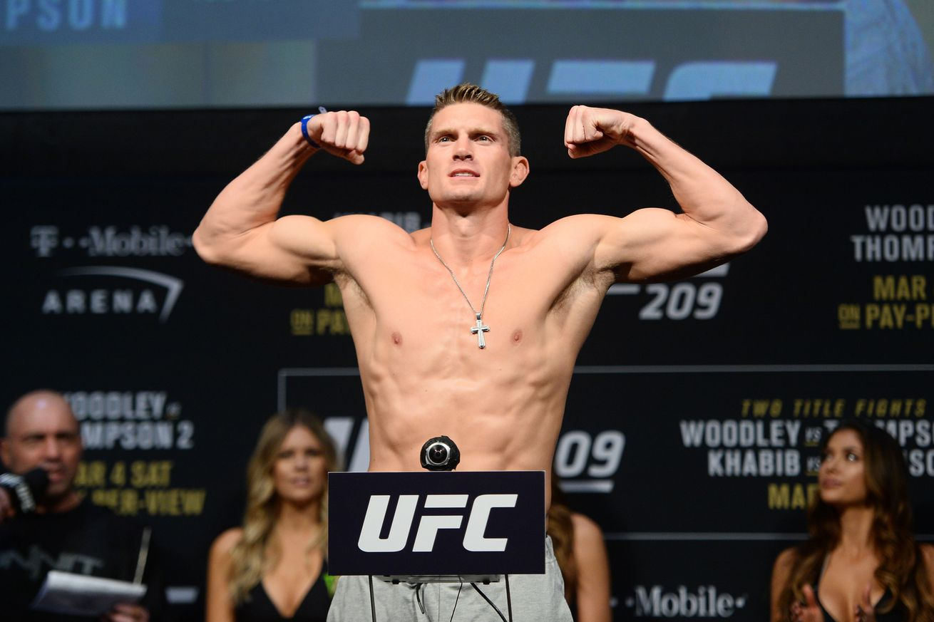 community news, Live Tyron Woodley vs Stephen Thompson 2 fight updates, UFC 209: Round 2