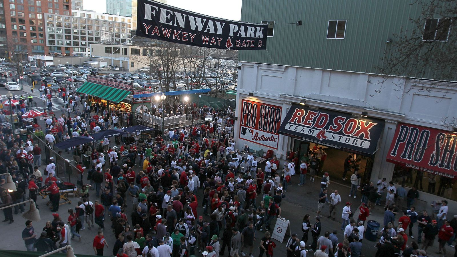 What To Eat At Fenway Park Home Of The Boston Red Sox