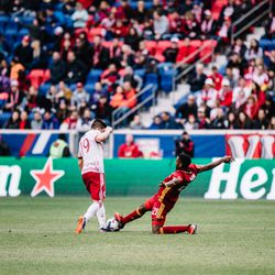 And RSL also found fair ways to stop RBNY's progress