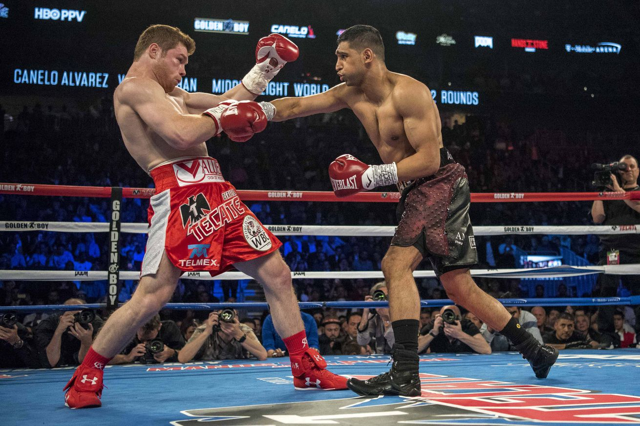 community news, Conor McGregor hails Amir Khan for moving up in weight to fight Canelo Alvarez