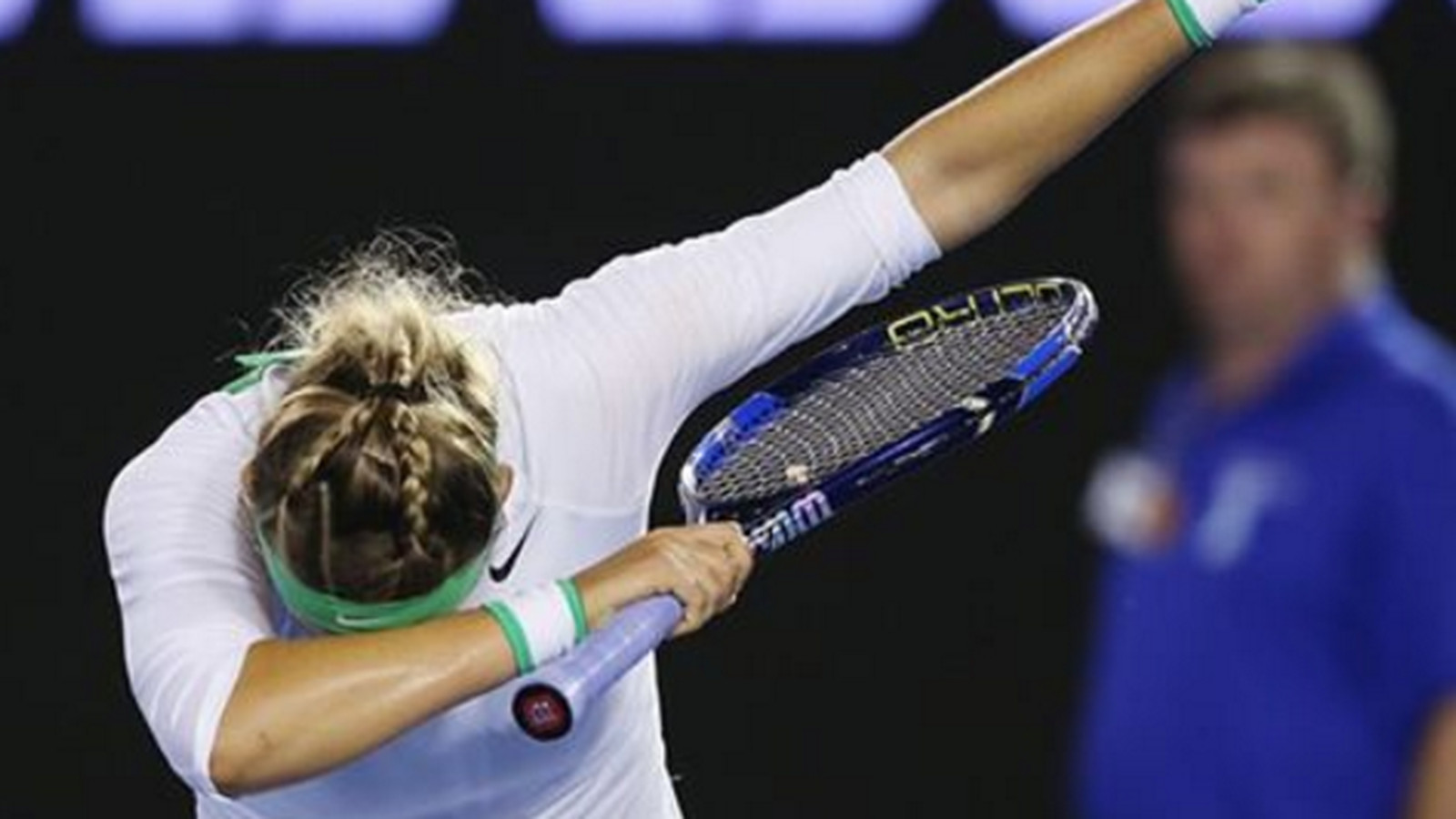 Victoria Azarenka S Dab Is Proof That She Spends The