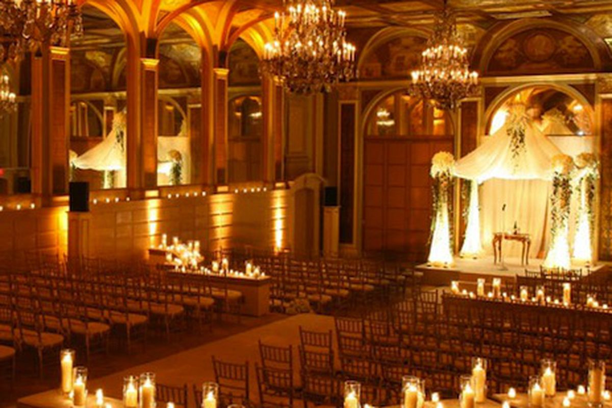 the most expensive wedding venues in new york city racked ny. Black Bedroom Furniture Sets. Home Design Ideas
