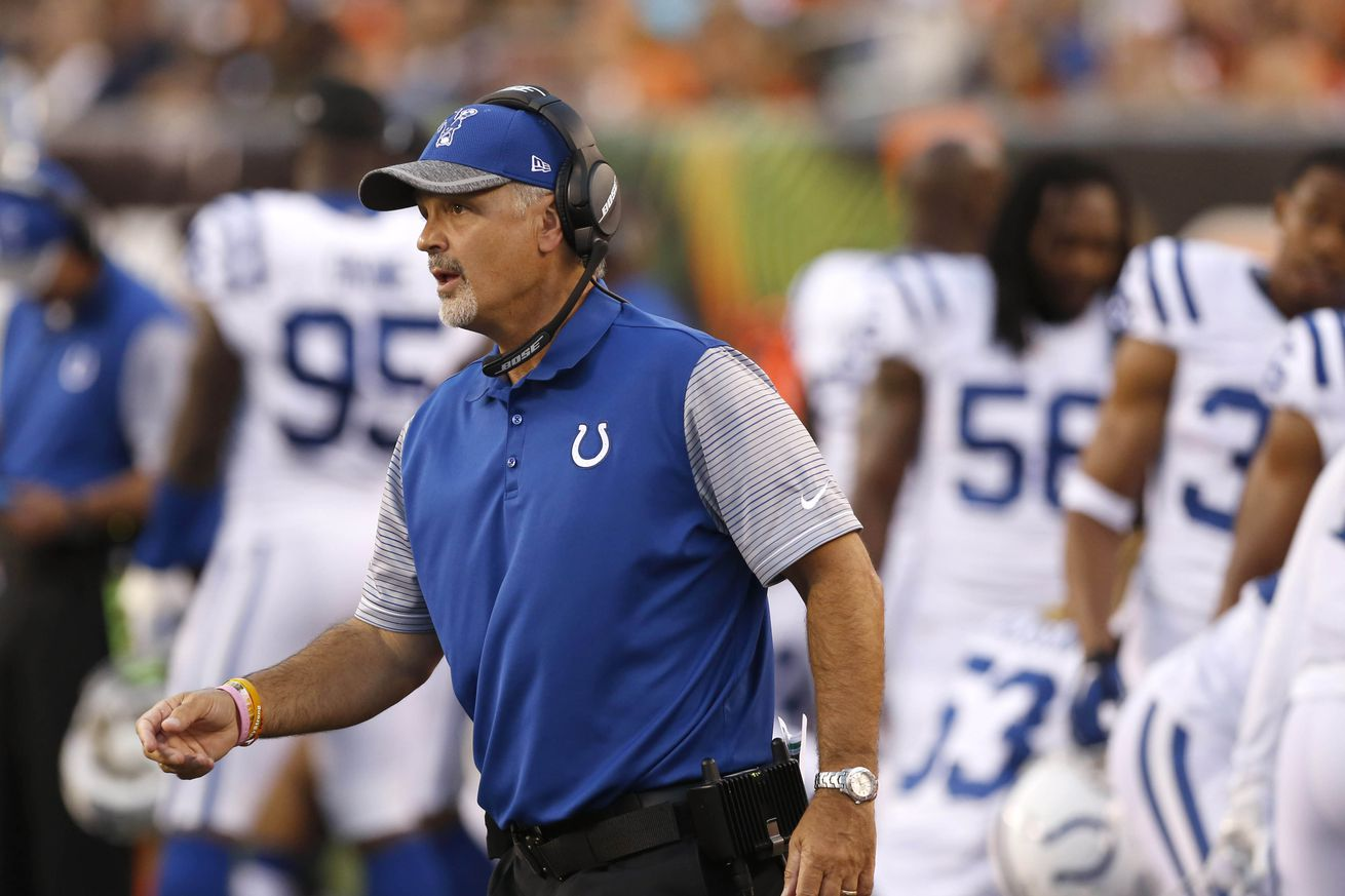 Colts cut Ridley, Irving to reach roster limit of 53