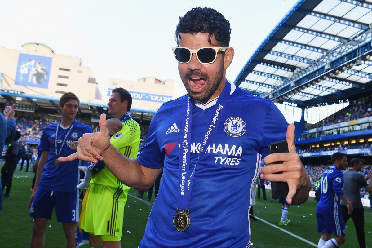 China's Tianjin shoot down Diego Costa swoop rumours