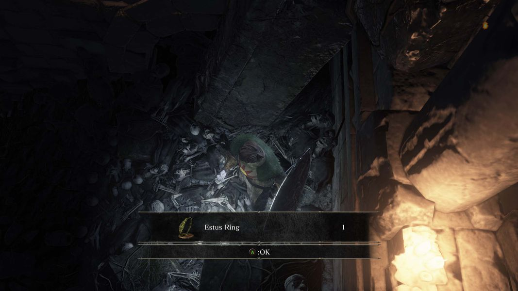 dark souls 2 how to set estus flask