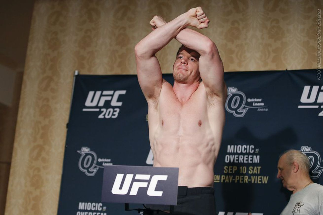 UFC Fighter Hurt in Elevator Mishap, Bout Canceled