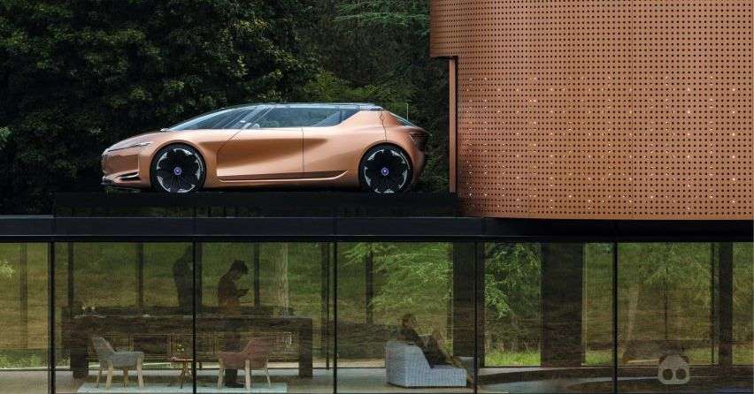 Renault Symbioz Electric Car Concept Doubles As A Spare Room Curbed