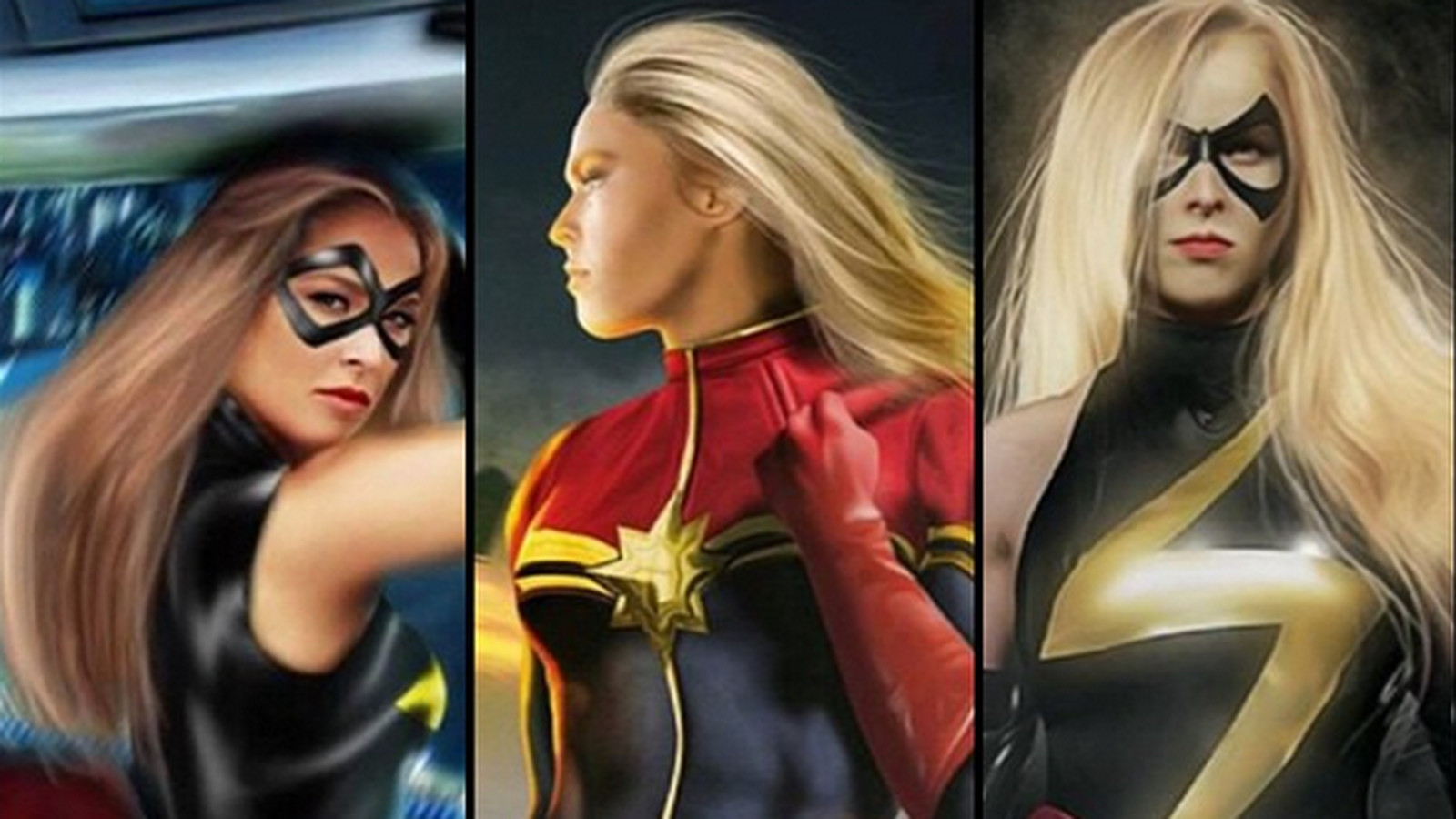 Ronda Rousey Subtly Lobbies For Captain Marvel Role With