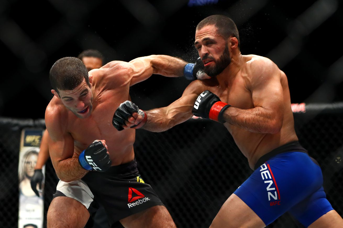 Augusto Mendes wants ranked opponent after 'Fight of the Night win over Frankie Saenz