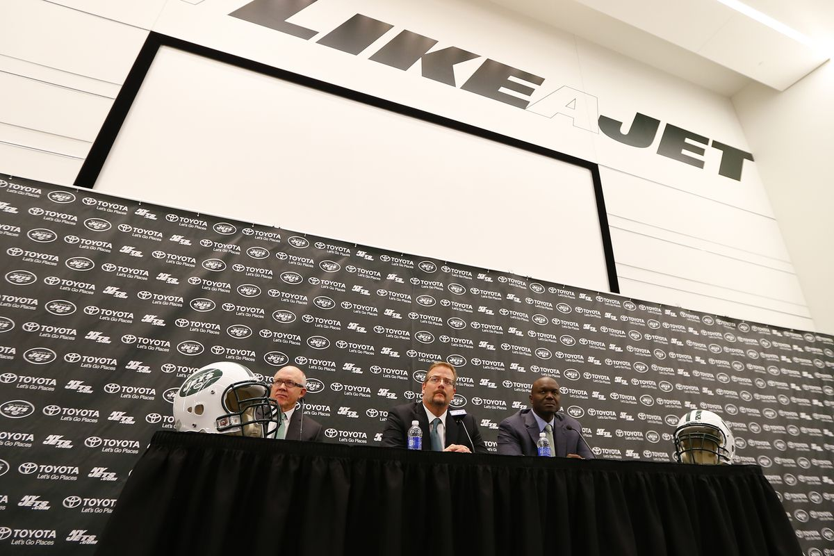 Jets waive 5 in roster trim on eve of NFL draft