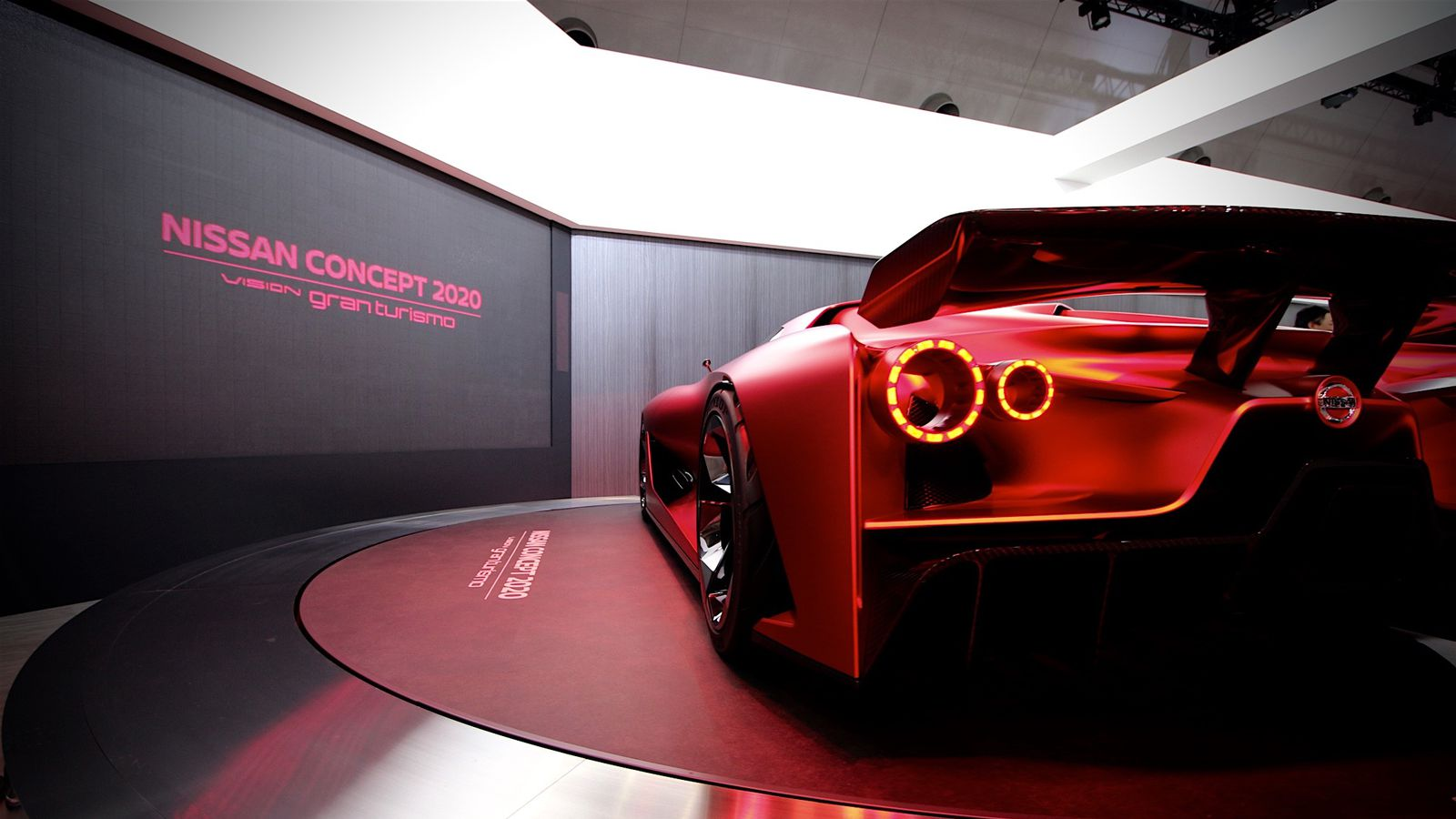 Floor Plan Software Linux Future Cars Drift Into The Present At Tokyo Motor Show