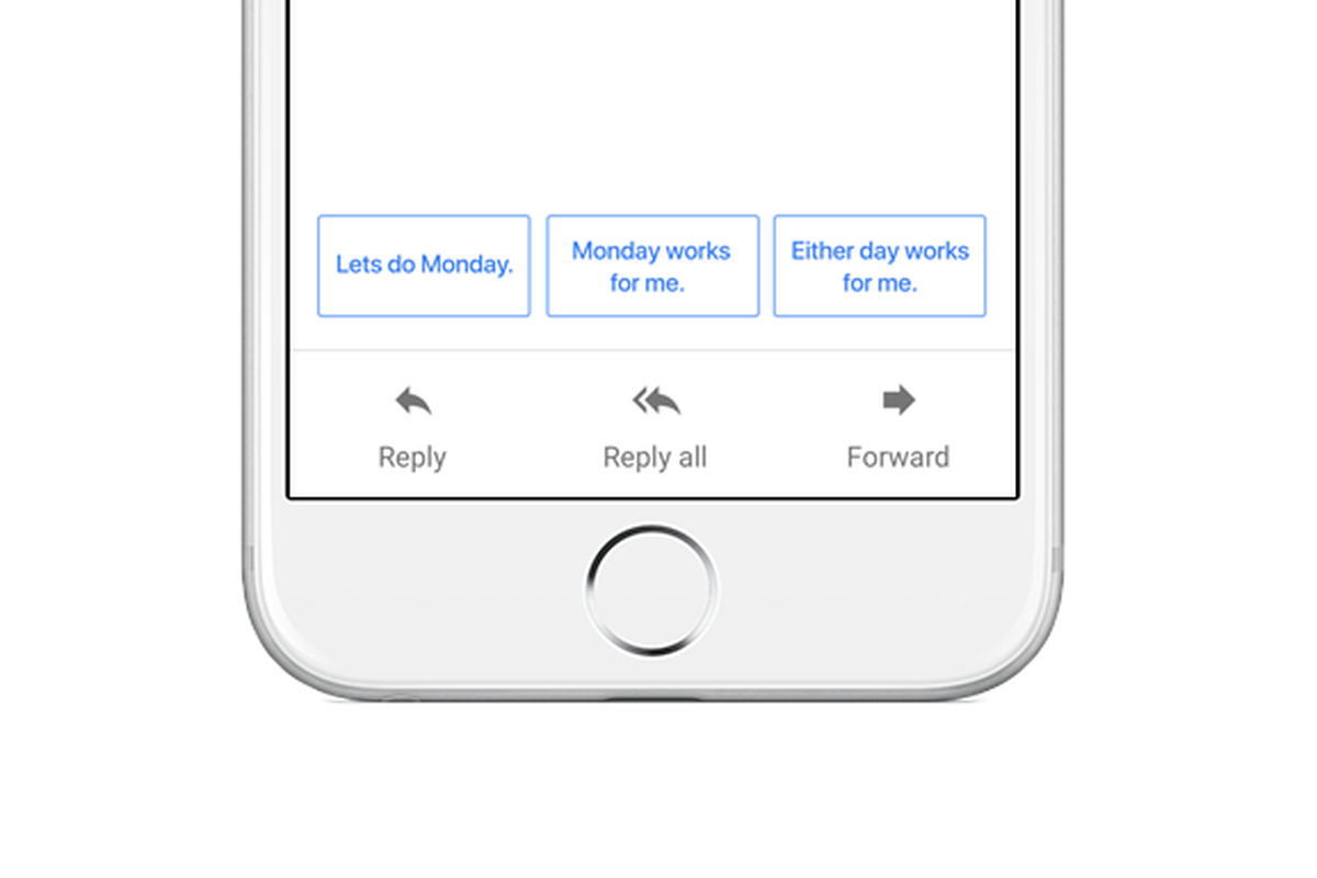 Google brings Smart Reply to Gmail for Android and iOS